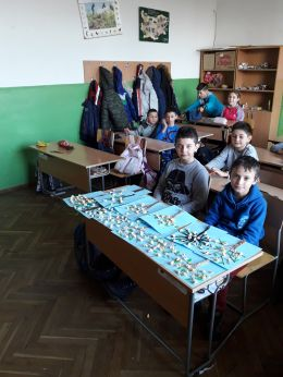 "Проект ""Твоят час"" - ОУ Реджеб Кюпчю - Точийско"